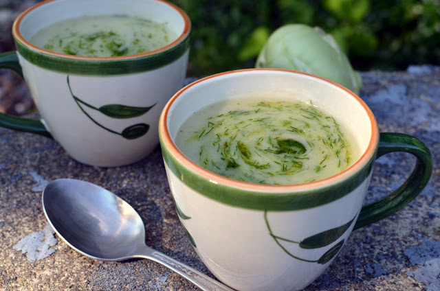 zupa%2Bz%2Bkalarepki Zupa krem z kalarepy