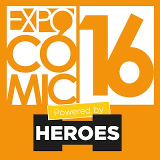 Eventos: #Expocomic2016, 3 y 4 de diciembre por en IFEMA (Madrid).