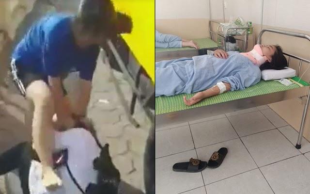 Nữ sinh lớp 8 ở Hà Nội phải nhập viện sau khi bị bạn đánh, đạp tàn nhẫn
