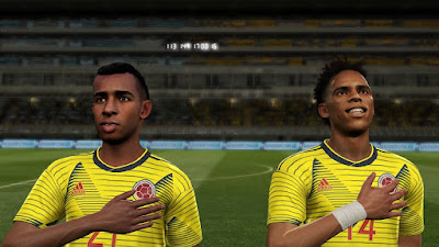 PES 2019 Colombia Patch 2019