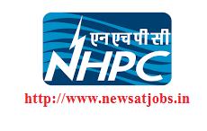 NHPC+Recruitment