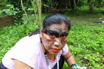 Cacique Maria Luiza Yawanawá - Mariazinha-1