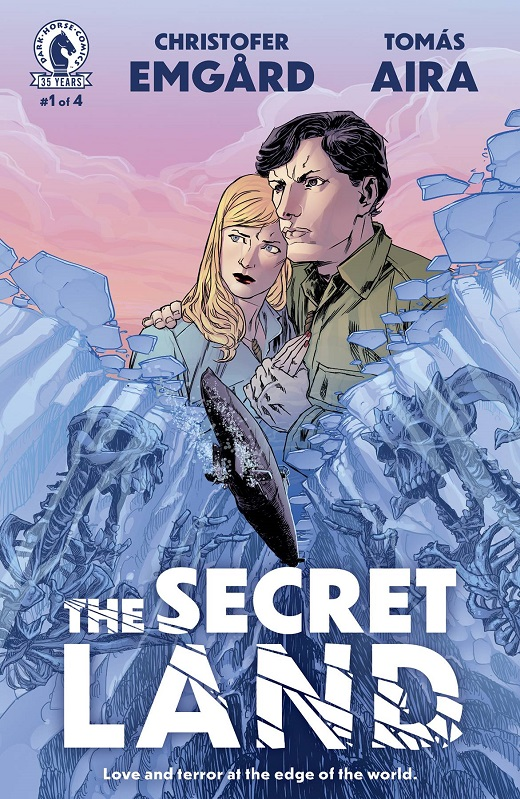 Cover of Secret Land #1