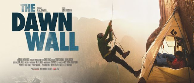 Cartel del documental The Dawn Wall