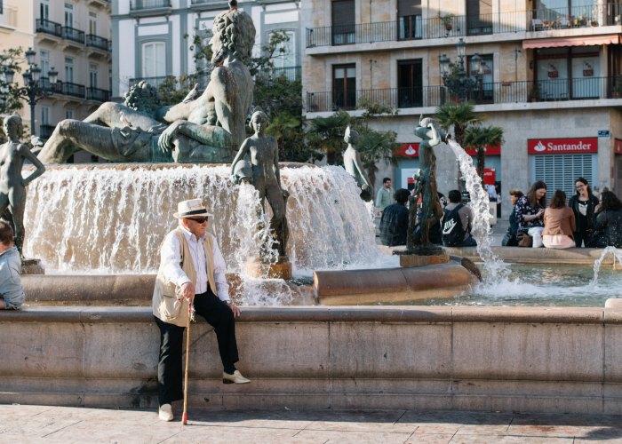 Fuente-al-río-Turia-Valencia