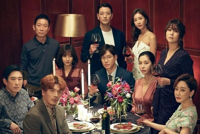 Drama Korea Graceful Friends Episode 8 Subtitle Indonesia