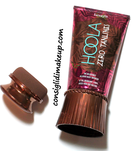 Review: Hoola Zero Tanlines - Benefit