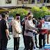 Dilepas Gubernur Kalsel, Bakti Sosial Polda Kalsel Jadi Pelopor Berbagi Ditengah Pandemi Covid-19