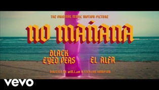 NO MAÑANA Lyrics - Black Eyed Peas & El Alfa