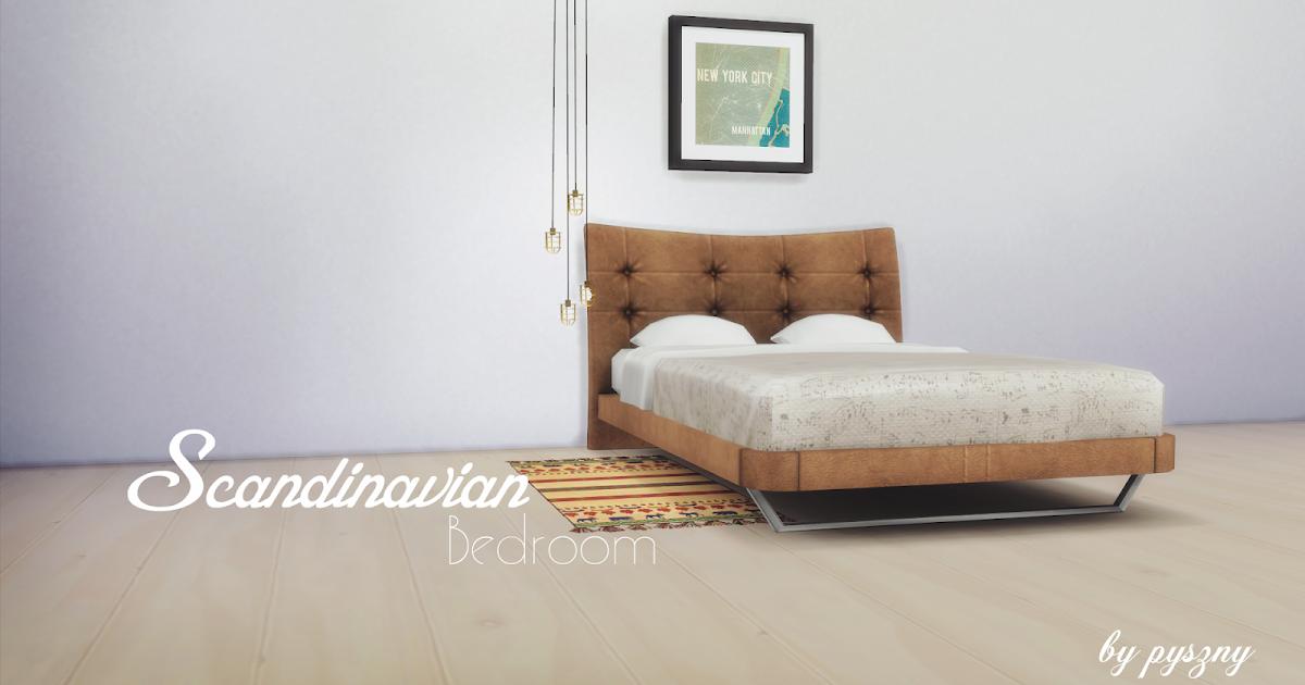 pyszny design scandinavian bedroom upcoming set