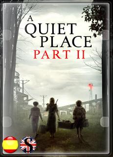 Un Lugar En Silencio Parte II (2021) WEB-DL 1080P ESPAÑOL/INGLES
