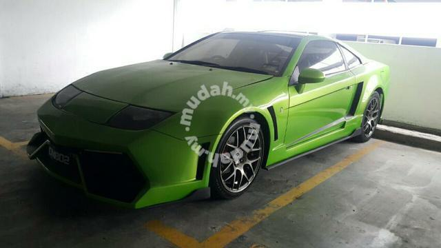 Motoring Malaysia Spotted For Sale 1993 Nissan 300zx With That
