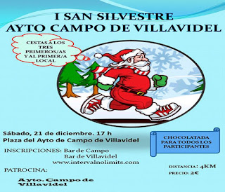 San Silvestre Campo de Villavidel