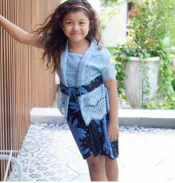 Tips Memilih Kebaya yang Tepat Bagi Anak Anak