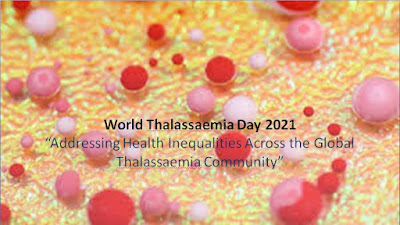 World Thalassaemia day 2021