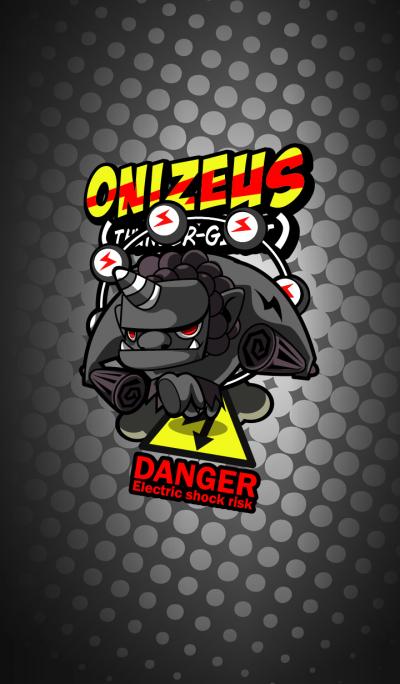 ONIZEUS (THUNDER-GIANT)