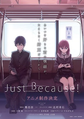 Just Because! (06/??) [Sub Español] [MEGA]