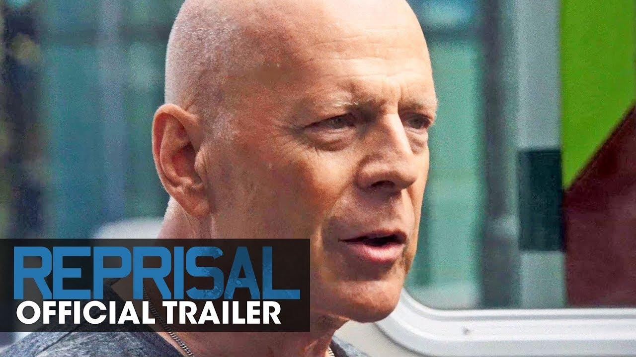 Reprisal (2018 Movie) Official Trailer – Bruce Willis, Frank Grillo