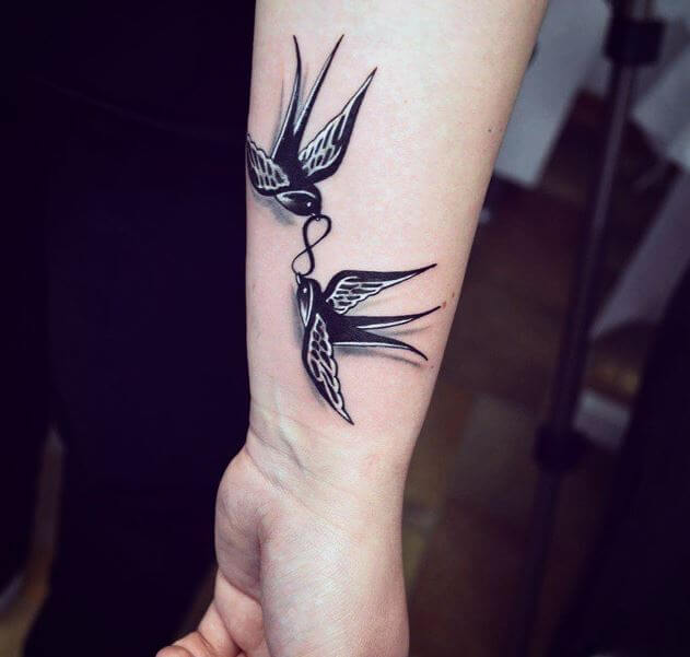 8db4f06bc 50+ Unique Infinity Tattoos Designs For Couples (2019) | Tattoo Ideas