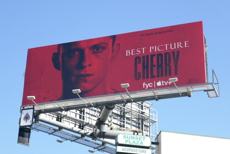 Cherry Best Picture FYC billboard