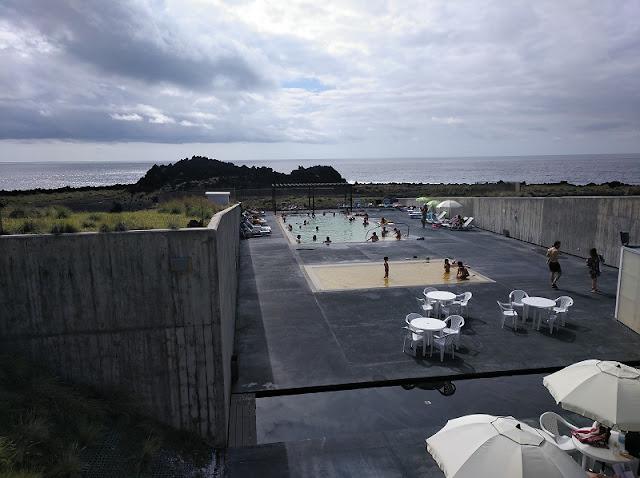 Terma de Ferraira en Sao Miguel (Açores)