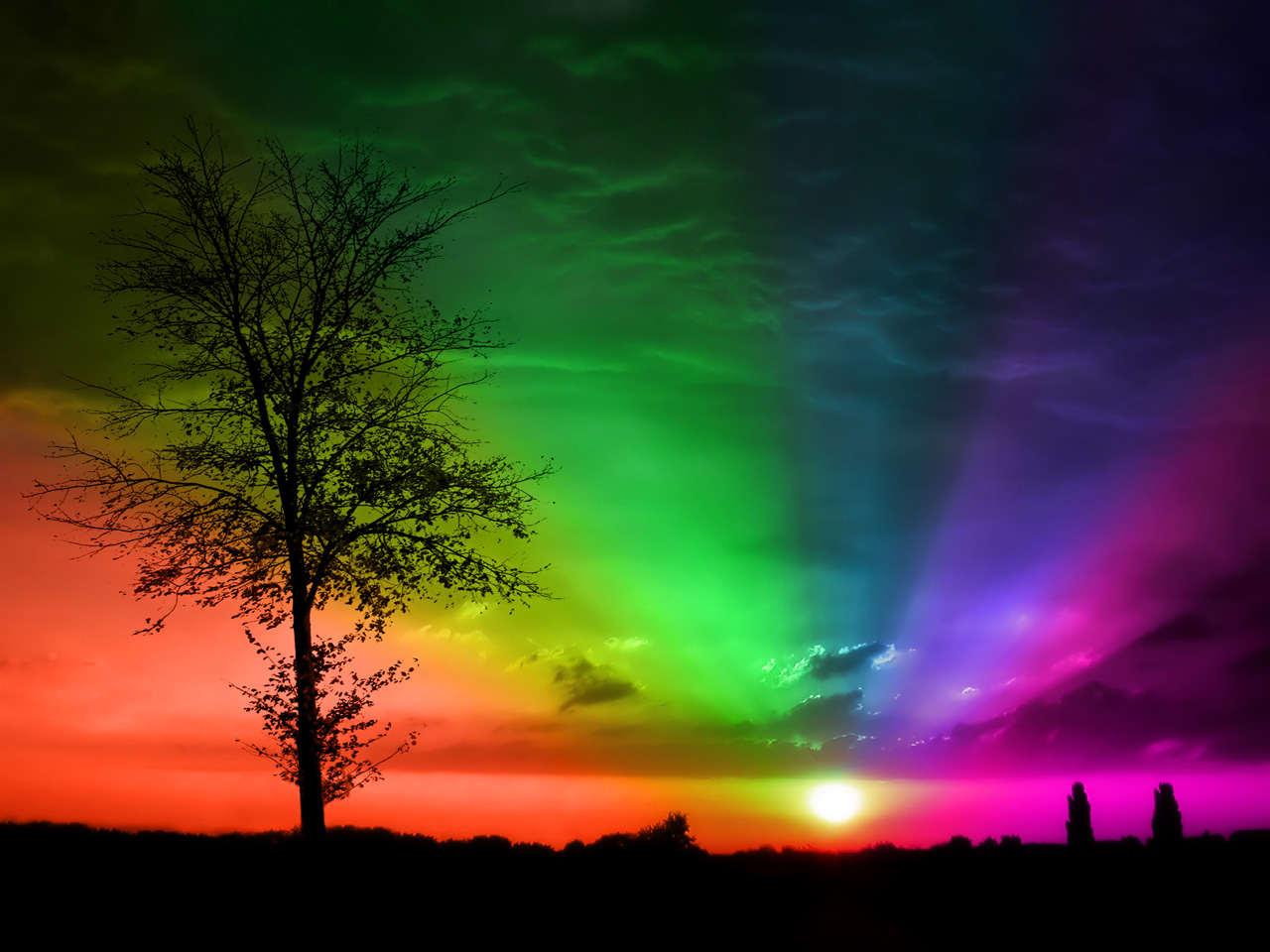 Rainbow Wallpapers | Desktop Wallpapers