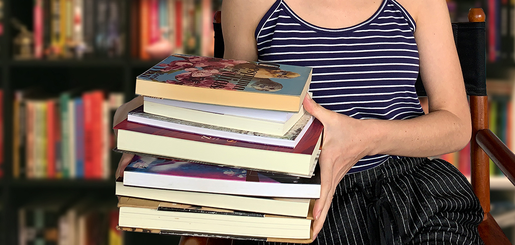 10 livros que eu quero reler