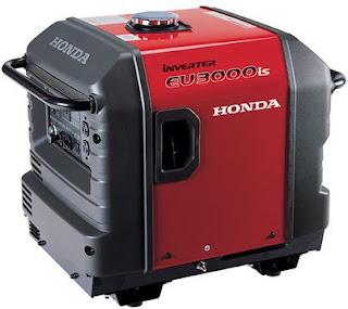 Daftar Harga Genset Merk Honda Terbaru