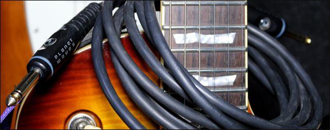 Cables para Guitarra - Bajo - Señal - Instrumento
