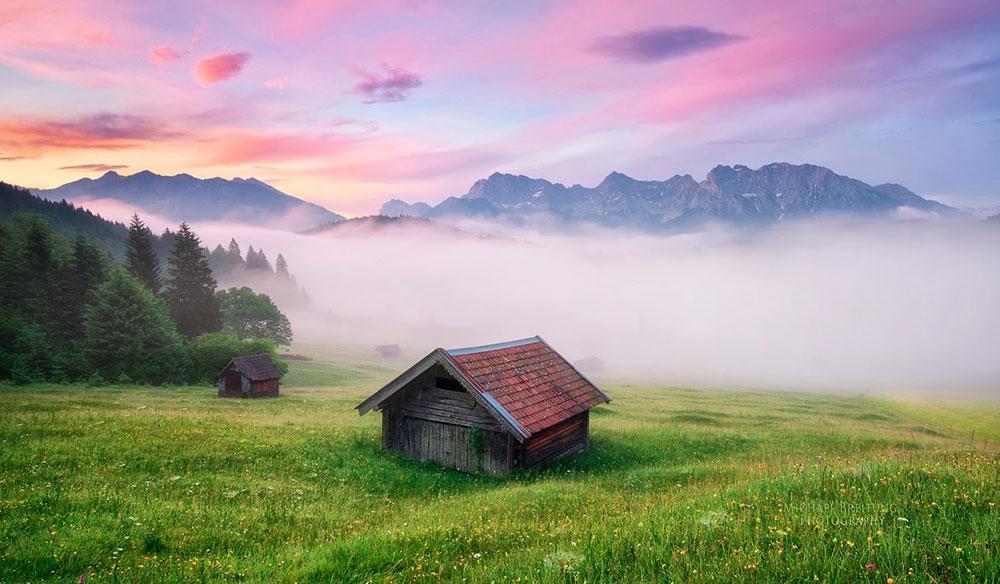 Doğal Manzaralı Genişekran Resimleri
