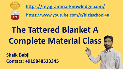 The Tattered Blanket A Complete Materia