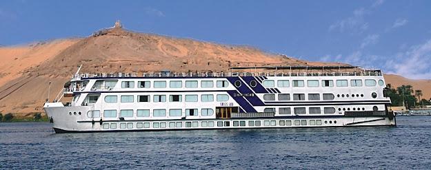 M/S Radamis II Cruceros por el nilo