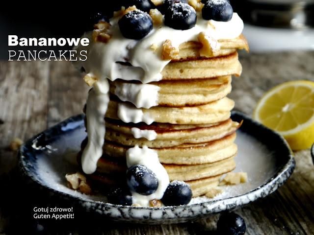 Bananowe pancakes - Czytaj więcej »