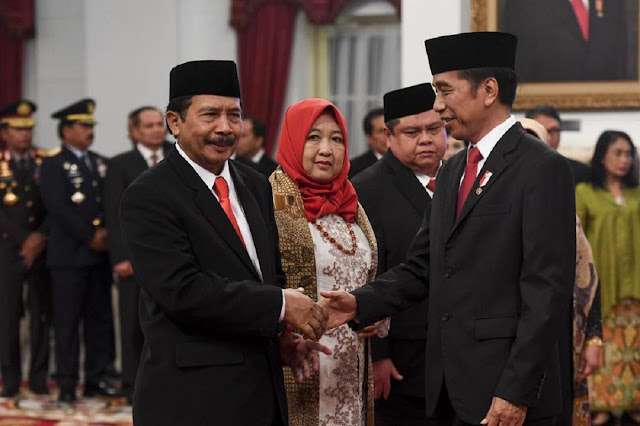 Lieus Shungkarisma: Kepala BPIP Bikin Pemerintahan Jokowi Anti Islam