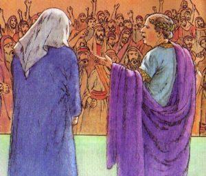Gesù davanti a Pilato