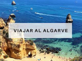 viajar al Algarve Portugal