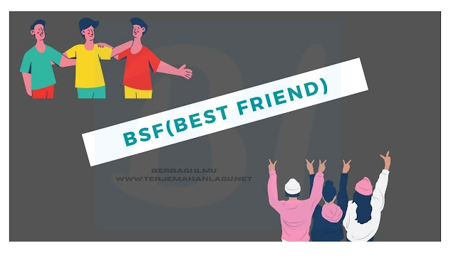 BSF(Best Friend)