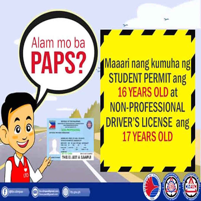 student permit age requirement