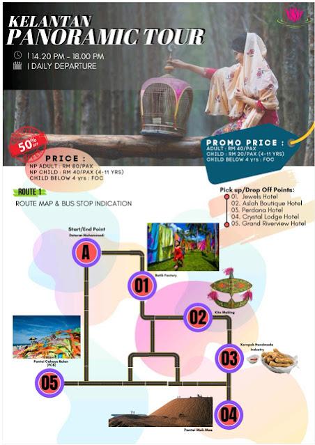 Kelantan Panoramic Tour