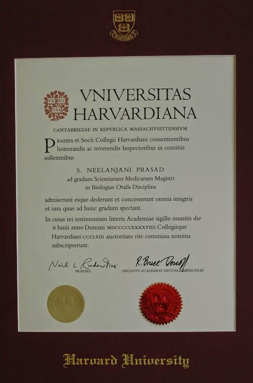 Form phd dissertation harvard university