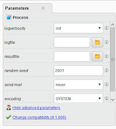 View Parameters Rapidminer
