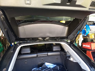 fix your cadillac srx or saab 9-4x liftgate