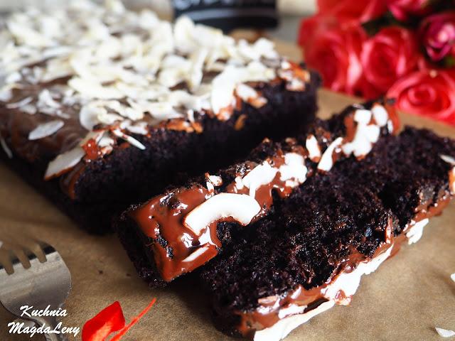 Brownie bez mąki