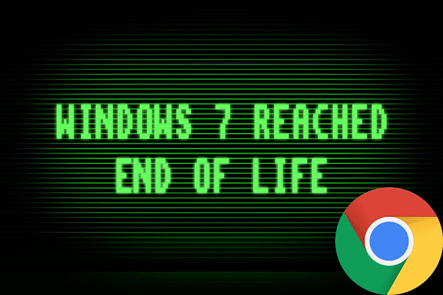 How Google Chrome Will soon Stop Runs on Windows