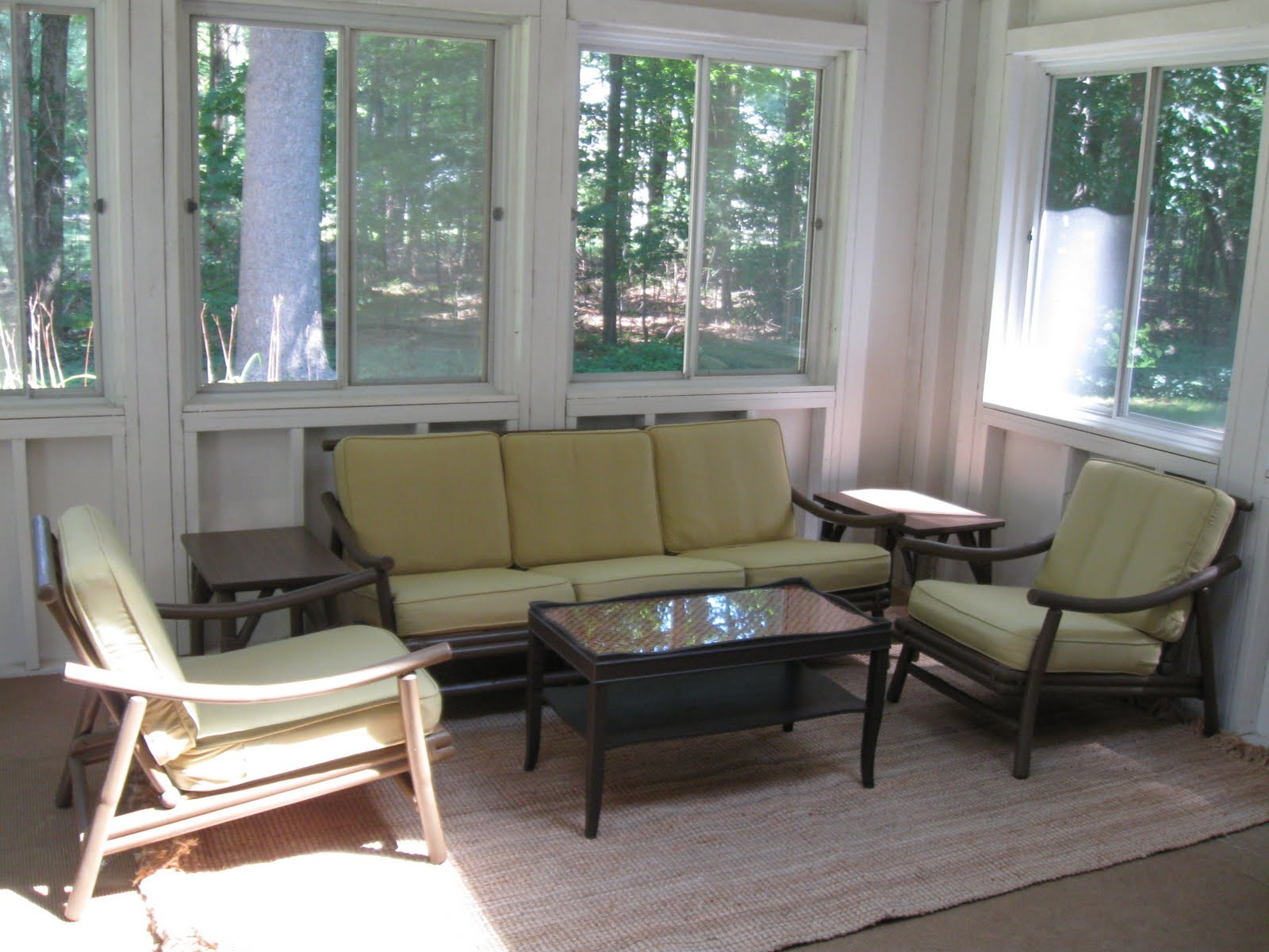 Design Megillah: Sun room, layer by layer