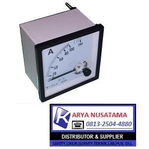 Jual 0 - 1000/5 A Ampere Meter Analog di Jambi