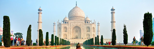 Entry Cost to Seeing Taj Mahal