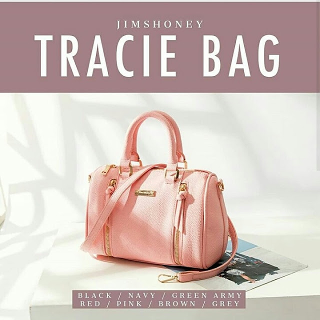 Jims Honey Tracie Bag Softpink