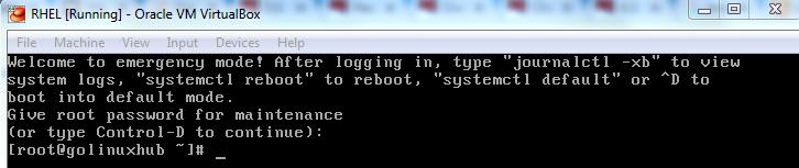 How do I set or change (default) runlevel using systemd in