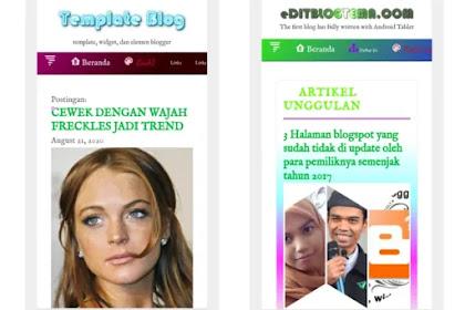 Download template Mobile fast loading editblogtema plus panduan lengkapnya